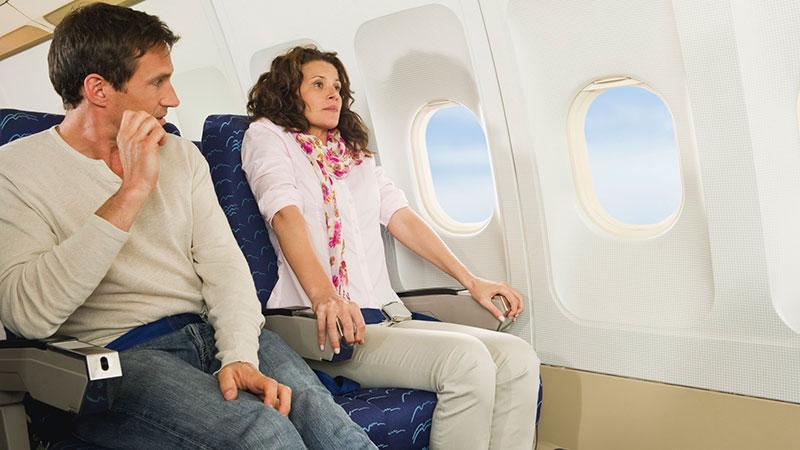 Как перестать бояться летать на самолетах