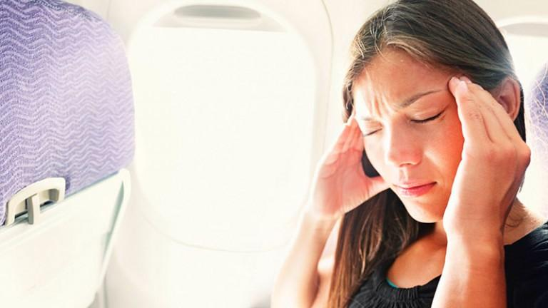 Как избавиться от страха лететь в самолете