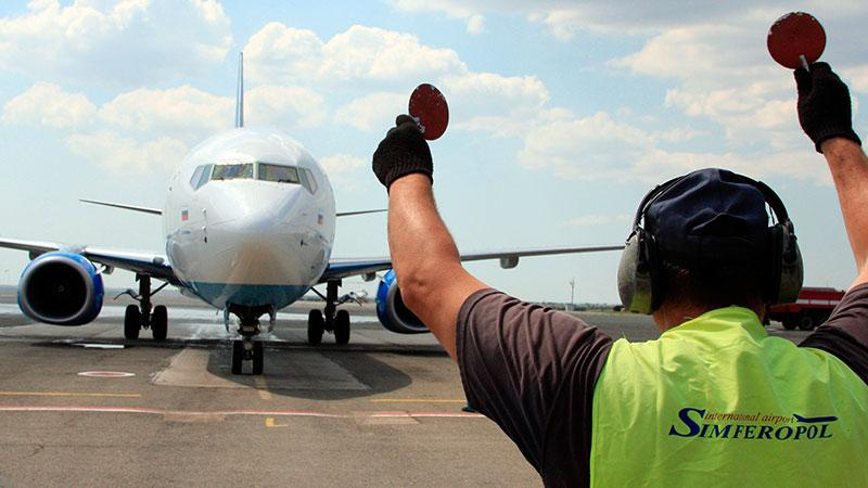 Авиакомпании летающие в Крым