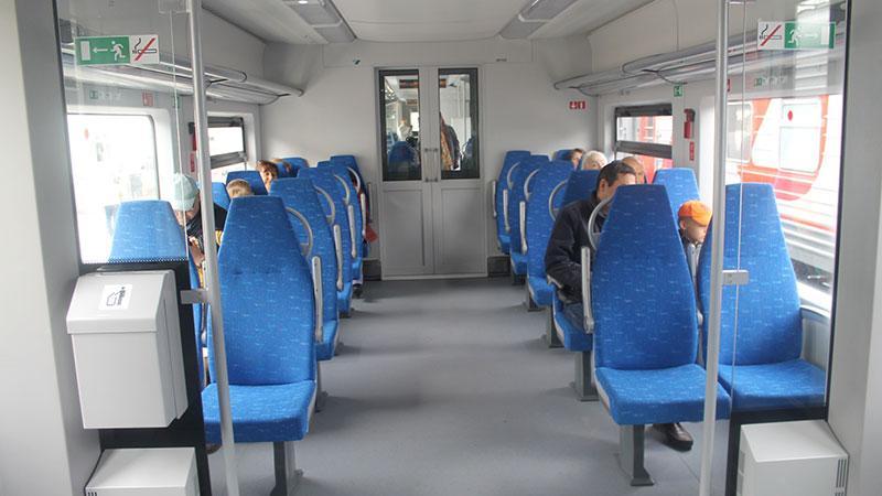 С ж/д вокзала в Екатеринбургский аэровокзал