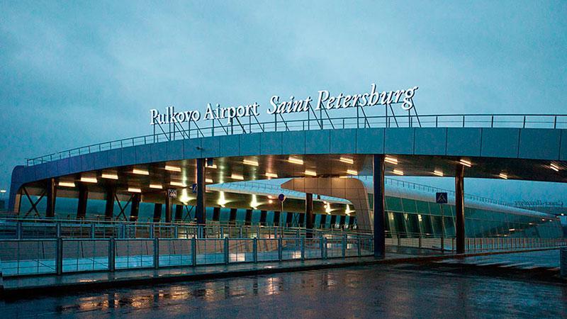 Как доехать до аэропорта Пулково