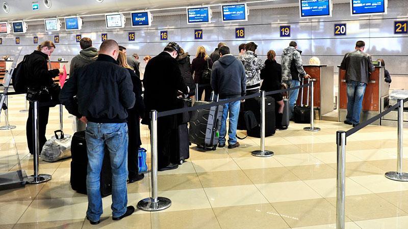 Как правильно пройти регистрацию на самолет