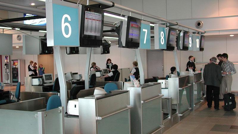 Как проходит регистрация на самолет в аэропорту