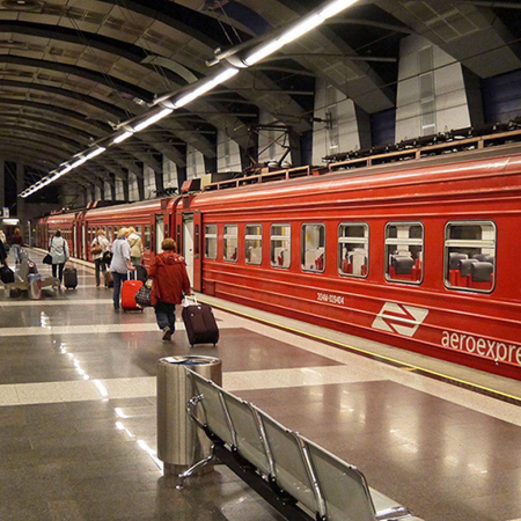 схема на метро до аэропорт внуково