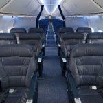 Сколько мест бизнес-класса в самолете Боинг 737 800