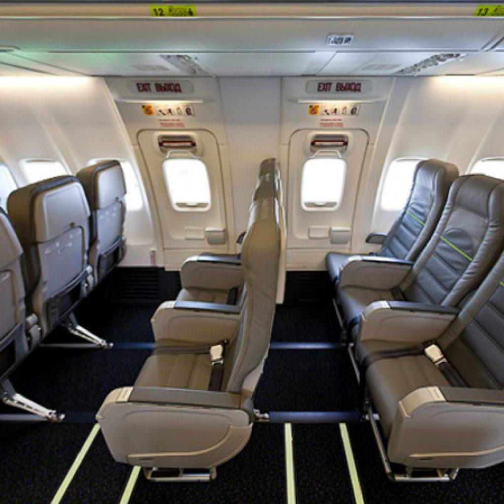 Боинг 737 схема салона лучшие места