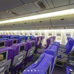 Боинг 777 200: салон самолета