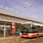 Как добраться на автобусе из аэропорта Праги в центр города