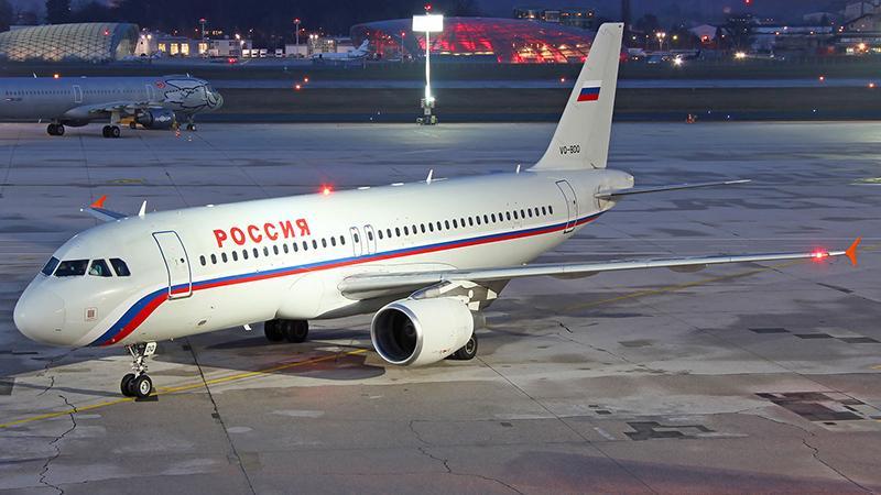 Время полета из Санкт-Петербурга до Гоа