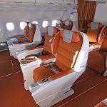 Лучшие места самолета Airbus Industrie A330-300