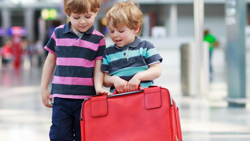 Аэрофлот: нормы провоза багажа для детей