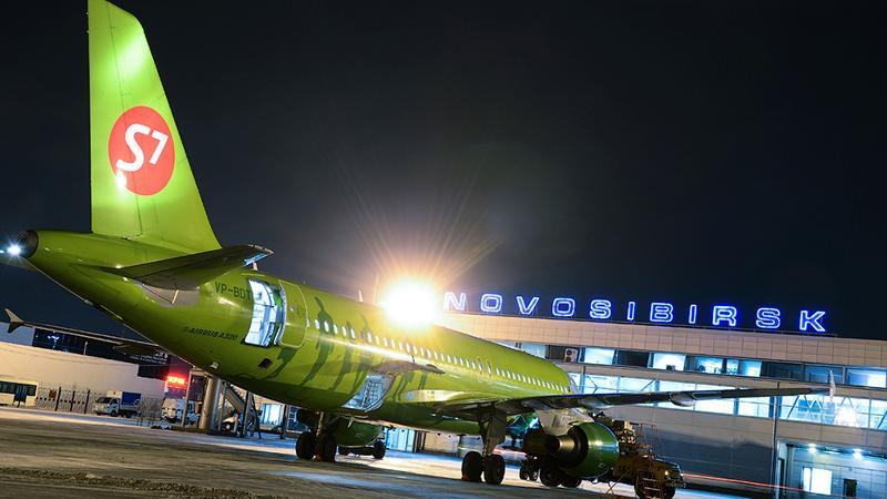 Крупнейшие российские авиакомпании