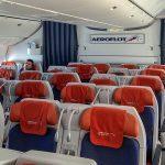 """Боинг 777 300 """"Аэрофлот"""": лучшие места эконом салона"""