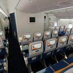 Боинг 737 300: салон и дизайн