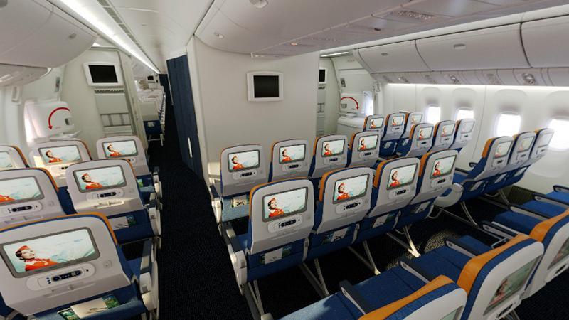 Схема боинг 767 300 трансаэро фото 674