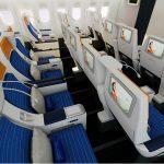 Лучшие места в самолете Боинг 777 300: класс комфорт
