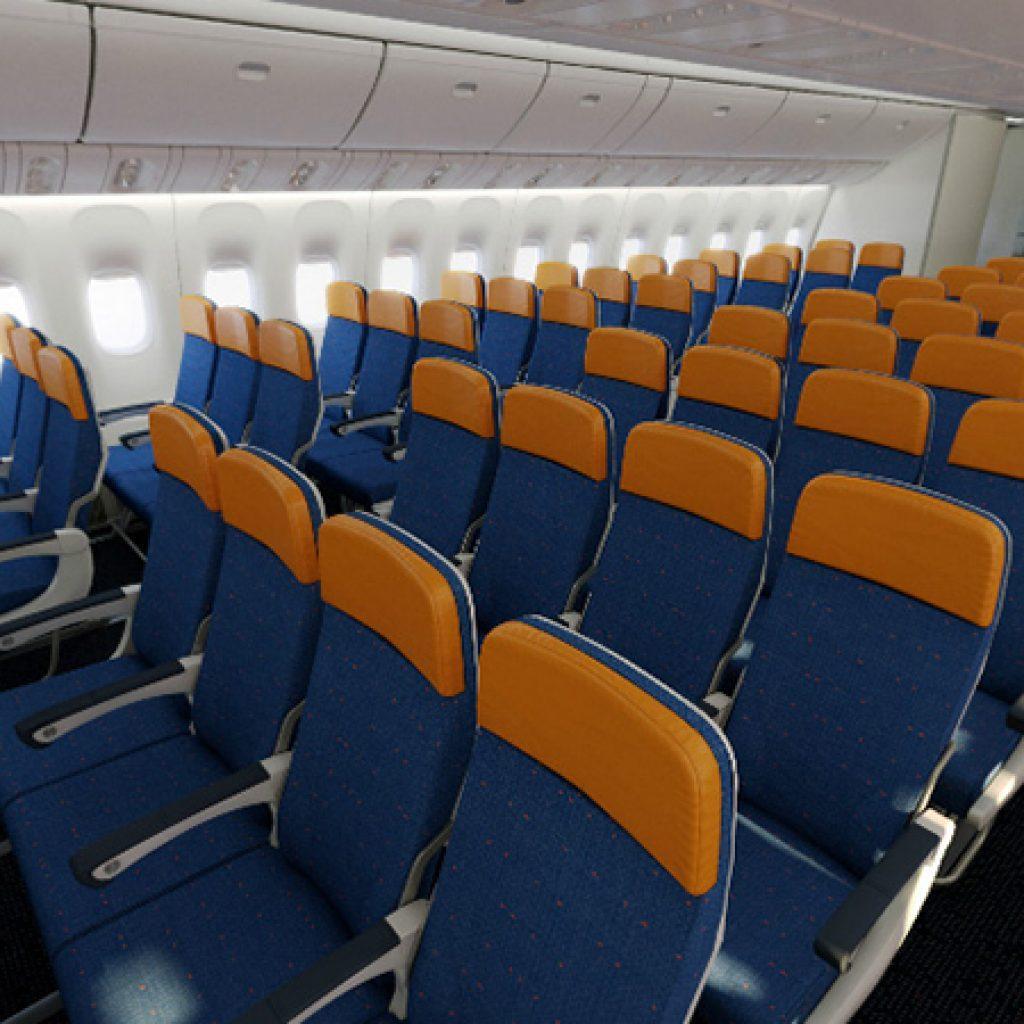 план схема боинга 757 200