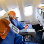 Самолет 77w: изменения планировки