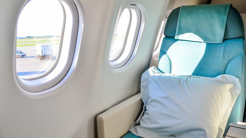 Как найти свое место в самолете