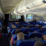 В какой части самолета лучше лететь