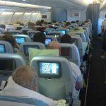 Прямой перелет Москва-Нью-Йорк