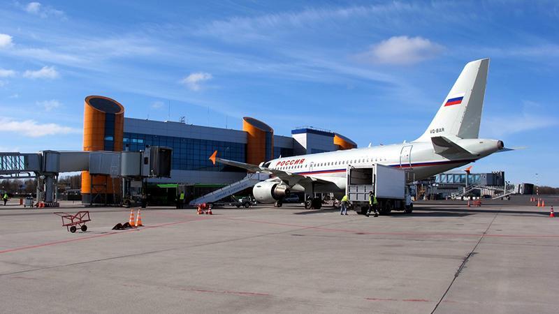 Перелет Москва-Калининград: аэропорт