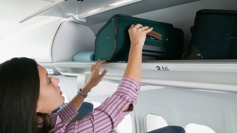 Какой допустимый вес багажа в самолете на человека