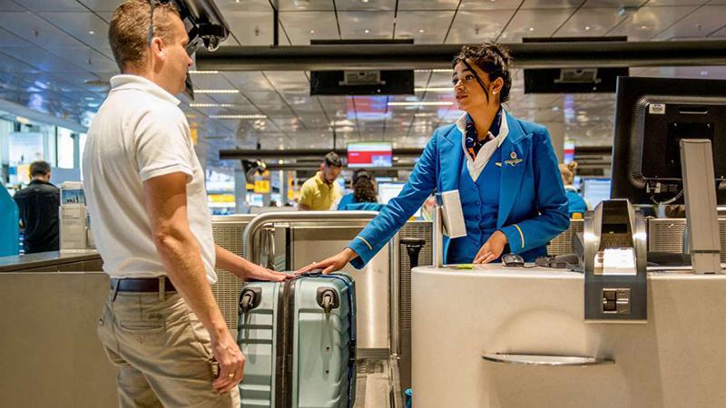 """Провоз багажа и ручной клади в самолете """"Аэрофлот"""""""