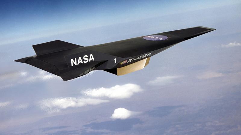 Самый быстрый в мире самолет