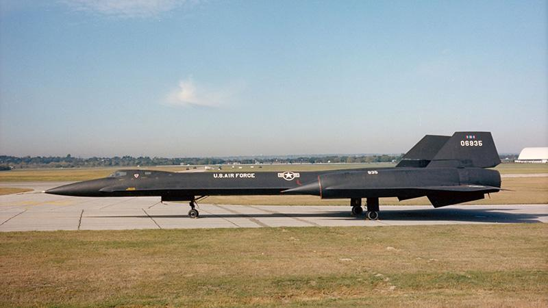 Самый быстрый самолет: Lockheed YF-12