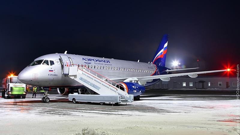 Испания-Москва: авиалинии, время полета
