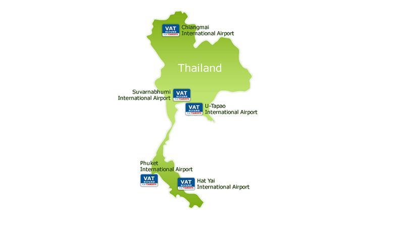 Перелет в Таиланд: аэропорты