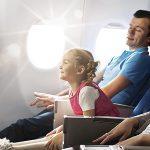 Ребенок один в самолете: как лететь