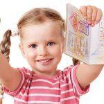 Документы для сопровождения детей в самолете