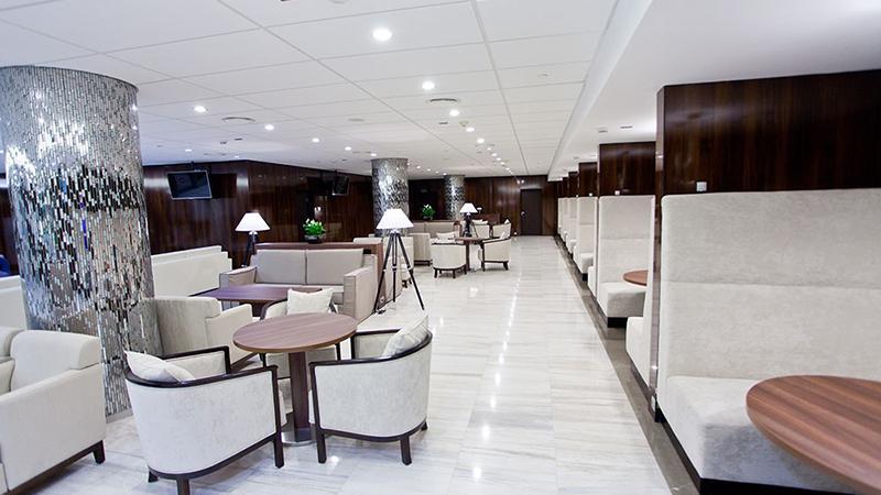 SVO: аэропорт, инфраструктура