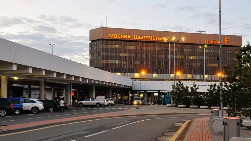 Терминалы аэропорта SVO