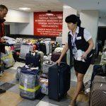 Уральские авиалинии: багаж, вес