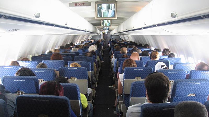 Отзывы о лучших местах в самолете Boeing 757 200