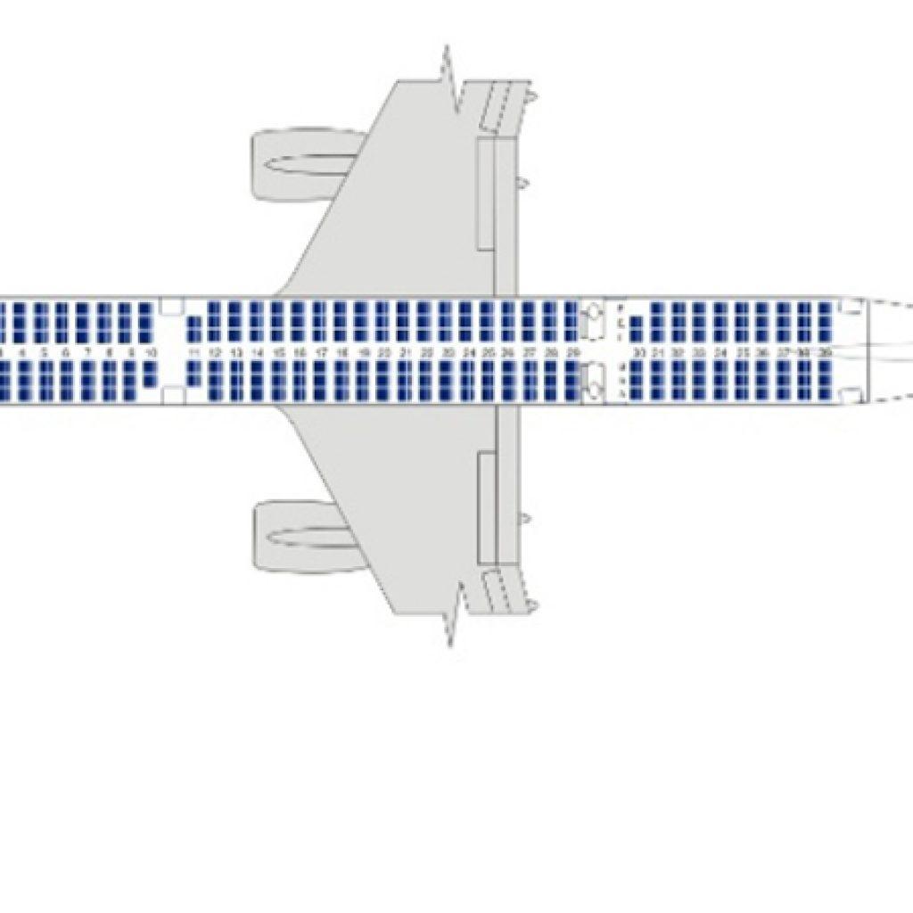 Боинг 757 200 катэкавиа схема салона фото 462