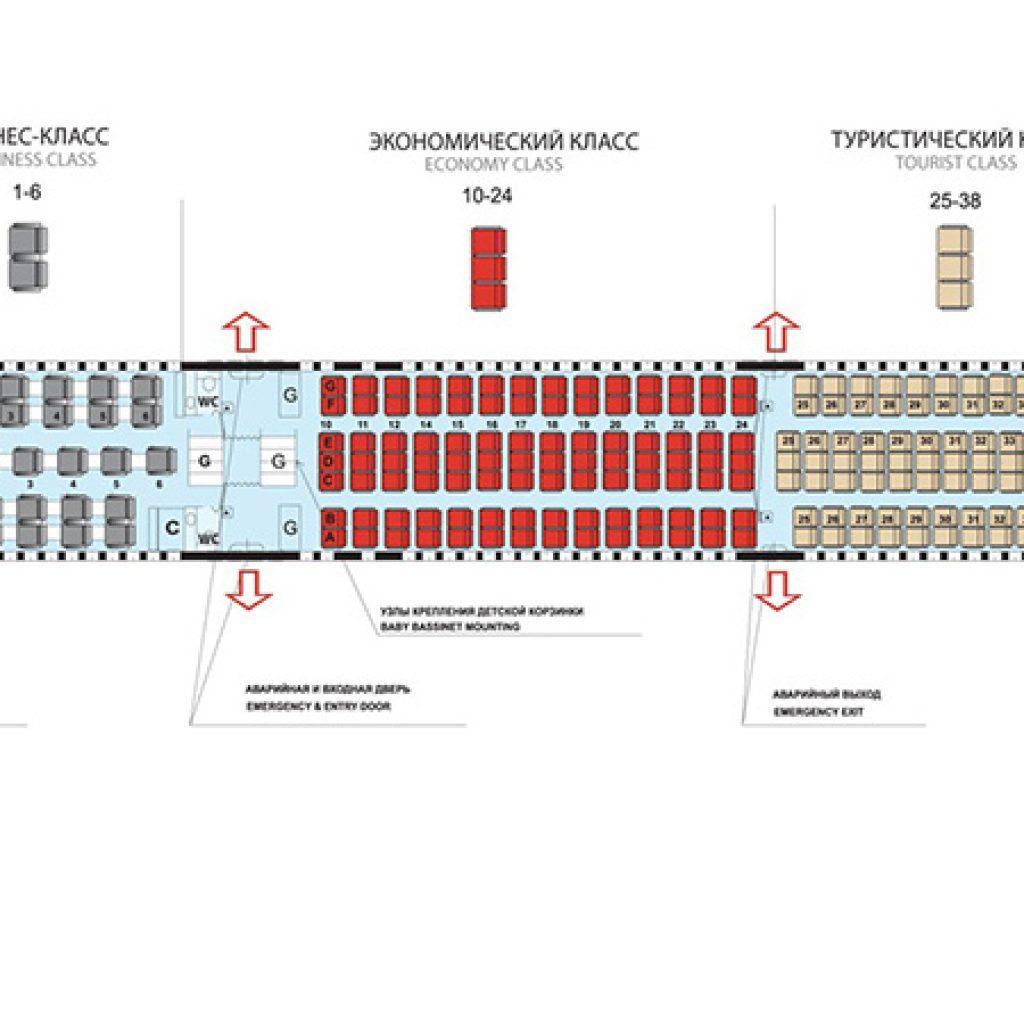 Схема мест в самолете боинг 767 300 фото 39