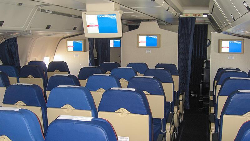 """Боинг 767 300 """"Пегас флай"""": особенности выбора места в самолете"""