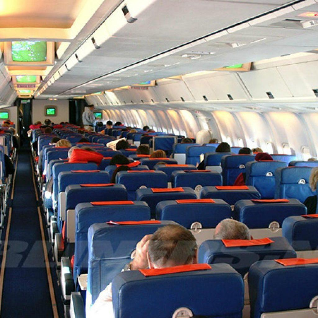 B763 самолет схема салона катэкавиа 365