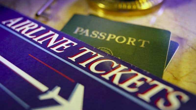 Документы, чтобы забронировать места по электронному билету через интернет