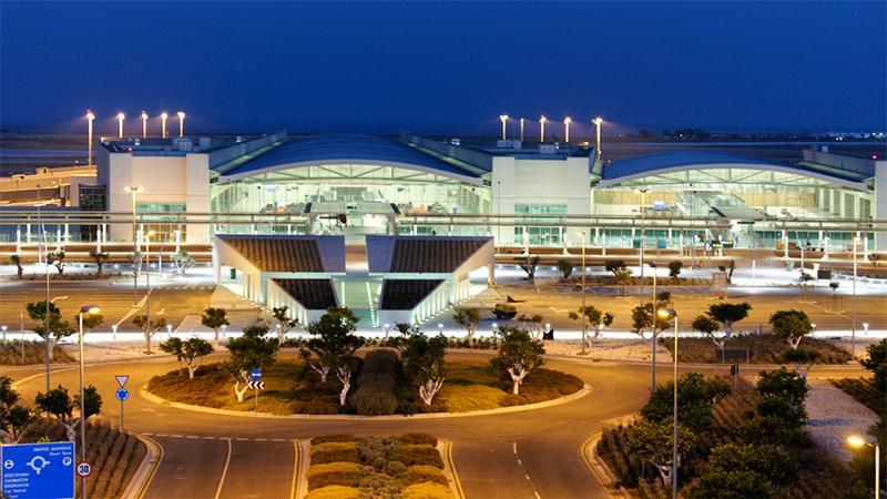 Москва-Кипр: аэропорты острова