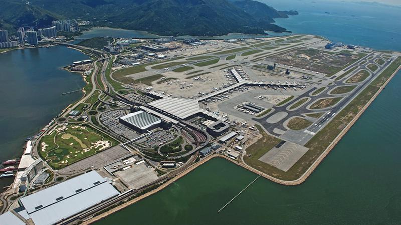 Самые большие аэропорты в Азии