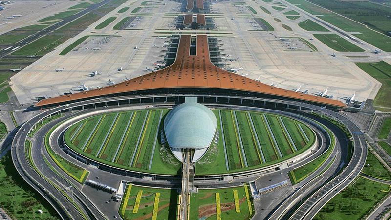 Крупнейшие аэропорты мира: 2 место
