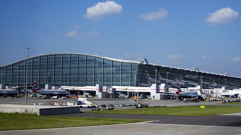 Самые крупные аэропорты мира: Лондон