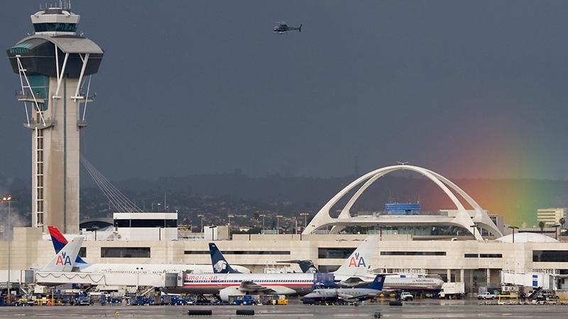 Самые большие аэропорты мира: США