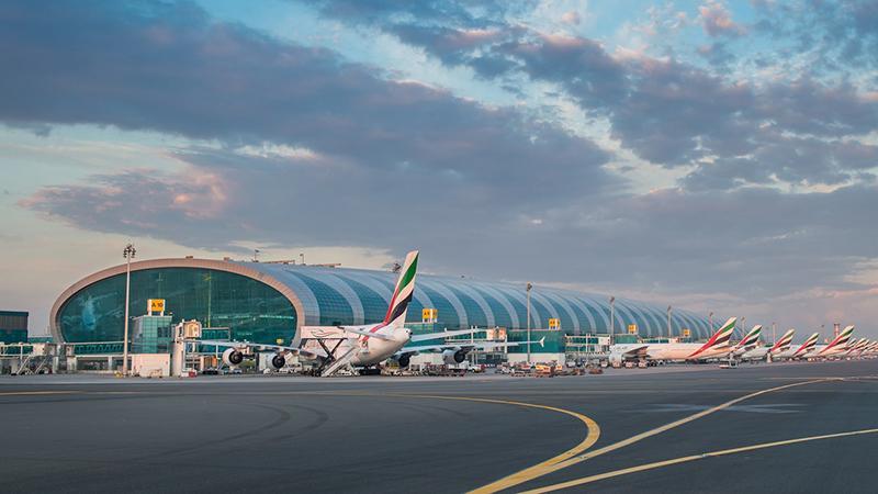Авиахаб Дубаи: крупнейшие мировые аэропорты