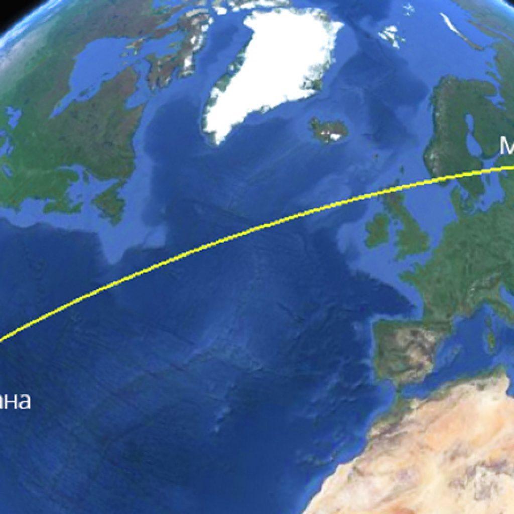 авиабилеты из москвы в доминикану прямой рейс